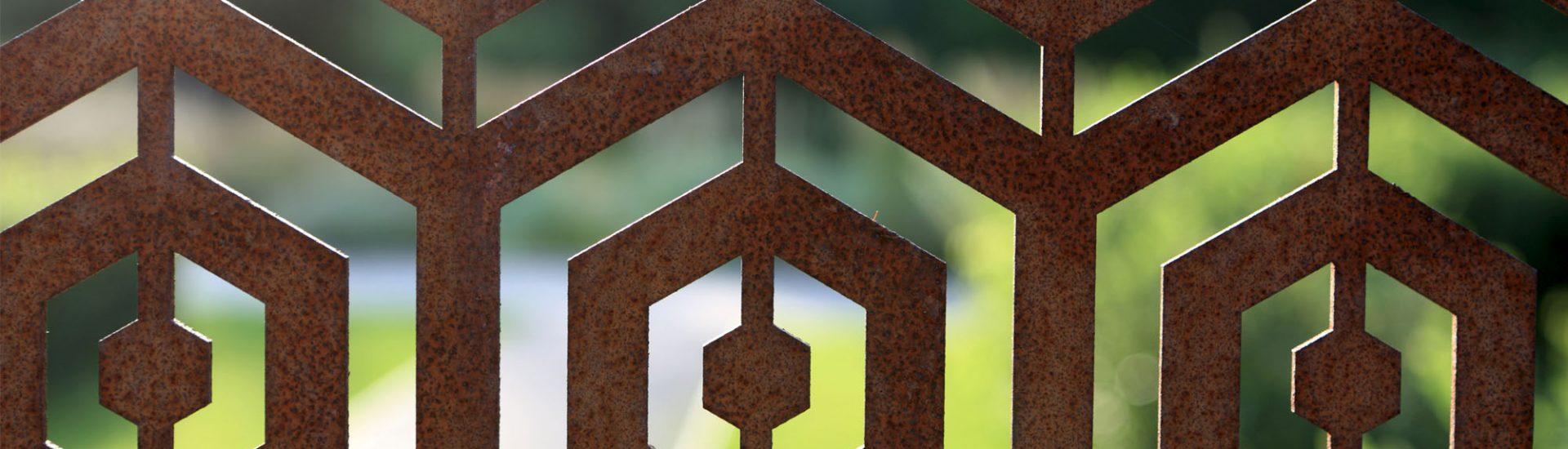 Sichtschutz Aus Rost Top 3 Was Bedeutet Edelrost Befestigung